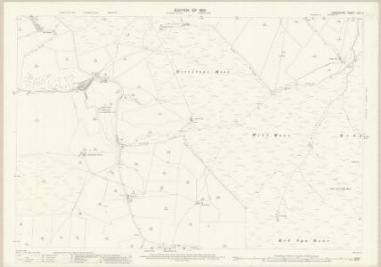 Lancashire LVII.9 (includes: Briercliffe; Nelson; Trawden) - 25 Inch Map