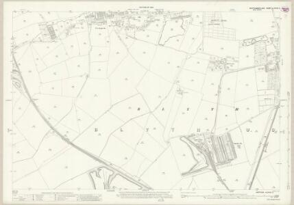 Northumberland (New Series) LXXVIII.2 (includes: Blyth) - 25 Inch Map