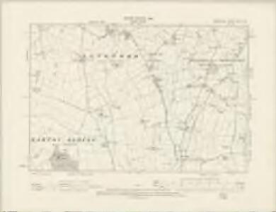 Derbyshire XLVIII.SE - OS Six-Inch Map