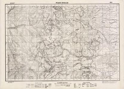 Lambert-Cholesky sheet 3869 (Poiana Draguşa)