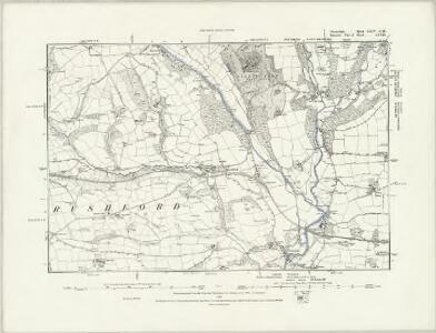 Devonshire XXIV.SE - OS Six-Inch Map