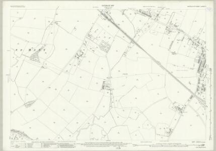 Suffolk LXXXIX.4 (includes: Felixstowe; Trimley St Mary) - 25 Inch Map