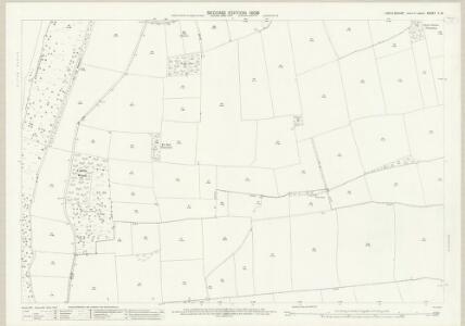 Lincolnshire V.15 (includes: Alkborough; Burton upon Stather; West Halton) - 25 Inch Map