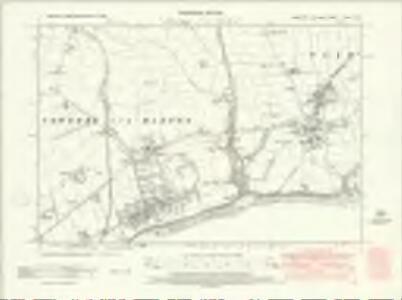 Yorkshire CXXVIII.SE - OS Six-Inch Map