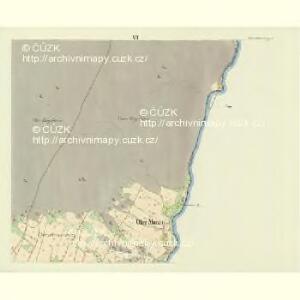 Ober Morau (Horny Morawa) - c2102-1-006 - Kaiserpflichtexemplar der Landkarten des stabilen Katasters