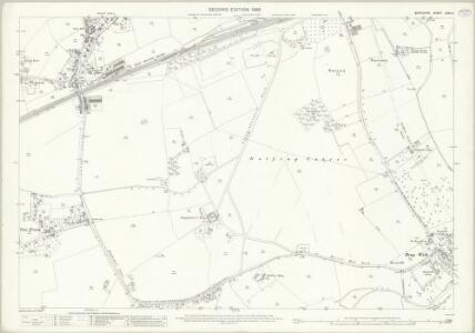 Berkshire XXXI.2 (includes: Bray; Maidenhead) - 25 Inch Map