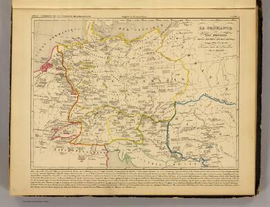 La Germanie, 275 de J.C.