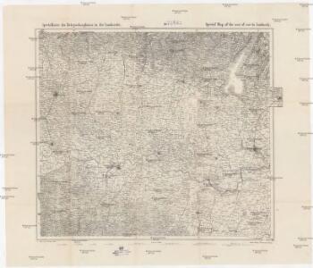 Specialkarte des Kriegsschauplatzes in der Lombardei