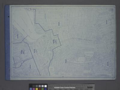Height District Map Section No. 10; Height district map / City of New York, Board of Estimate and Apportionment.