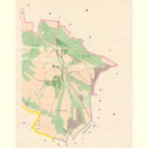 Shurz (Shuř) - c9264-1-002 - Kaiserpflichtexemplar der Landkarten des stabilen Katasters
