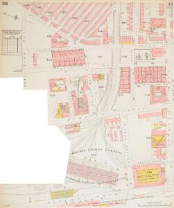 Insurance Plan of the City of Liverpool Vol. III: sheet 38-1