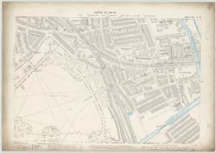 London VII.20 - OS London Town Plan