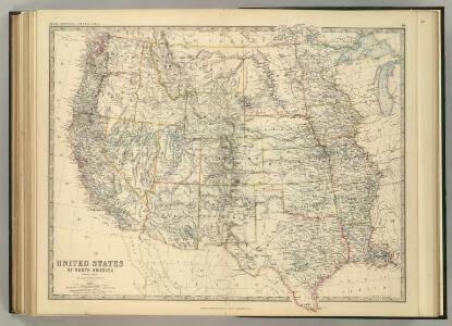 Western United States.