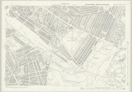 Warwickshire XIV.10 (includes: Birmingham) - 25 Inch Map