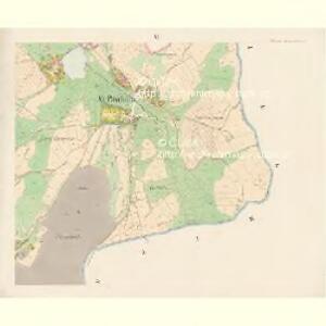 Alt und Neu Paschnitz(St.a Now.Pašešnice - c5641-1-005 - Kaiserpflichtexemplar der Landkarten des stabilen Katasters