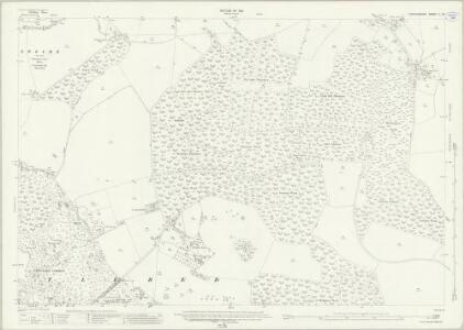 Oxfordshire L.15 (includes: Bix; Nettlebed; Pishill with Stonor) - 25 Inch Map