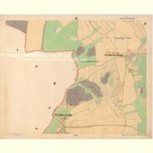 Liebesdorf - c1905-1-002 - Kaiserpflichtexemplar der Landkarten des stabilen Katasters