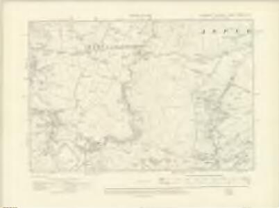 Yorkshire CXXXIV.SE - OS Six-Inch Map