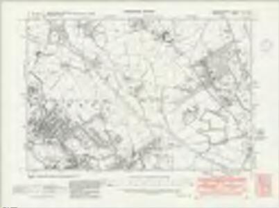Hertfordshire XLIV.NE - OS Six-Inch Map