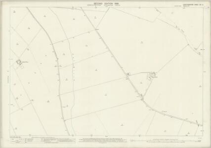 Hertfordshire VIII.2 (includes: Kelshall; Sandon; Wallington) - 25 Inch Map