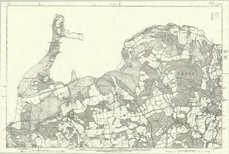 Sussex X - OS Six-Inch Map