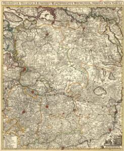 Brabantiae Ducatus S. R. Imperii Marchionatus Mechliniaeq;