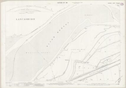 Cheshire XV.16 & 12 (includes: Cuerdley; Halton; Runcorn; Widnes) - 25 Inch Map