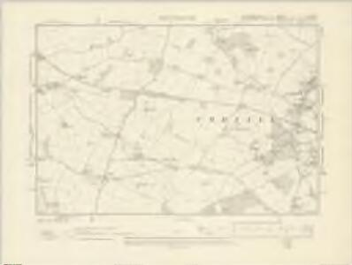 Staffordshire LV.SE - OS Six-Inch Map