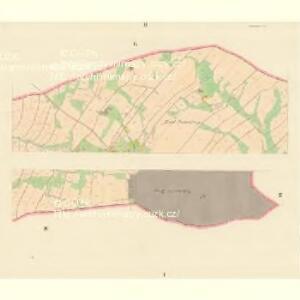Rothwasser (Čerwenawoda) - m0386-1-001 - Kaiserpflichtexemplar der Landkarten des stabilen Katasters