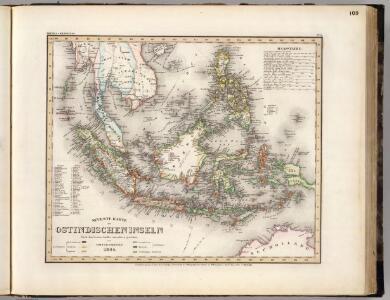 Ostindischen Inseln.