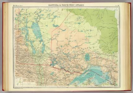 Manitoba & North-west Ontario.