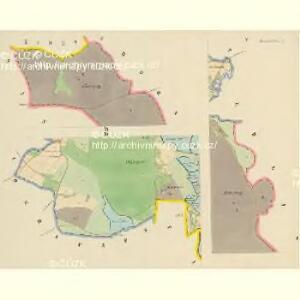 Kammerdorf - c4334-2-003 - Kaiserpflichtexemplar der Landkarten des stabilen Katasters
