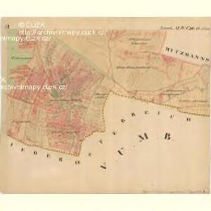 Gnaster - m0733-2-006 - Kaiserpflichtexemplar der Landkarten des stabilen Katasters