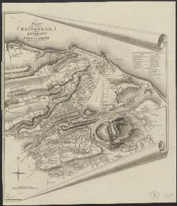 Plan of the City of Edinburgh, and its environs, with the Port of Leith