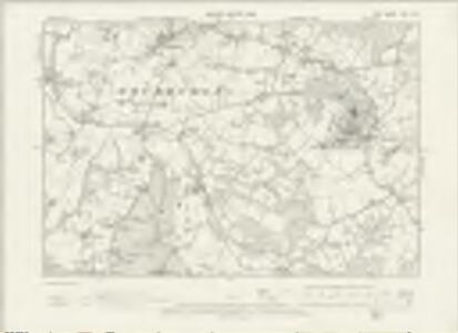 Kent LXX.NW - OS Six-Inch Map