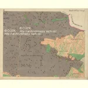Modes - m1739-1-004 - Kaiserpflichtexemplar der Landkarten des stabilen Katasters