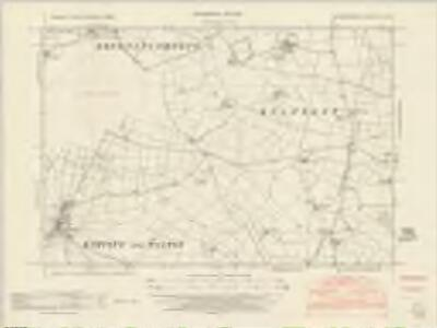 Leicestershire XLIX.NE - OS Six-Inch Map
