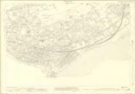 Forfarshire, Sheet  054.08 - 25 Inch Map