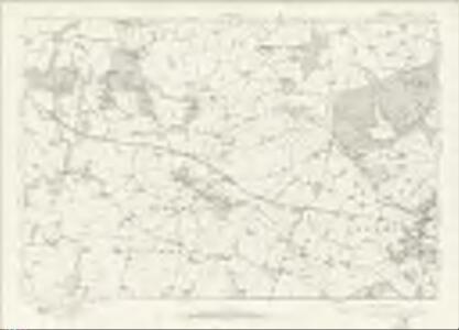 Staffordshire LV - OS Six-Inch Map
