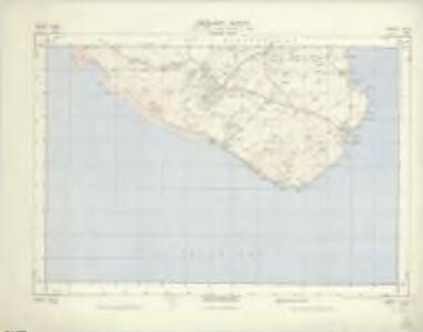 NX43 & Parts of NX33 - OS 1:25,000 Provisional Series Map