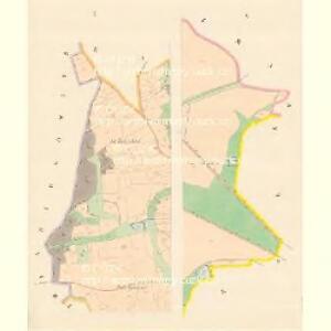 Stietitz (Stietice) - c7782-1-001 - Kaiserpflichtexemplar der Landkarten des stabilen Katasters