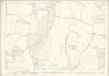 Sussex XXIII.5 (includes: Kirdford; Petworth) - 25 Inch Map