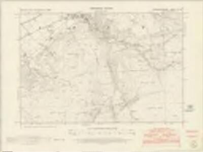 Caernarvonshire VII.SE - OS Six-Inch Map