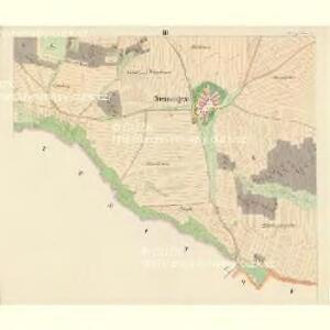 Steinaugest (Kameni-Augezd) - c3028-1-003 - Kaiserpflichtexemplar der Landkarten des stabilen Katasters