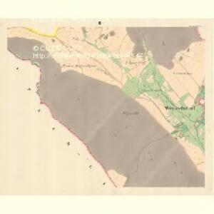Welzelsdorf (Wostachow) - m3253-1-002 - Kaiserpflichtexemplar der Landkarten des stabilen Katasters