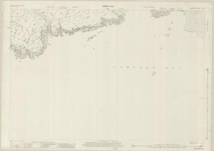 Anglesey XVI.8 (includes: Llanfair Yn Neubwll; Rhoscolyn) - 25 Inch Map