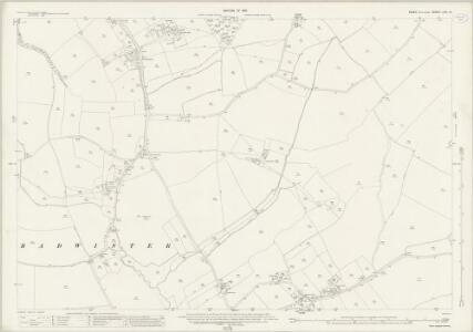 Essex (New Series 1913-) n VIII.15 (includes: Radwinter) - 25 Inch Map