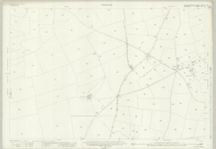Gloucestershire LXXIV.9 (includes: Marshfield; Nettleton; North Wraxall) - 25 Inch Map