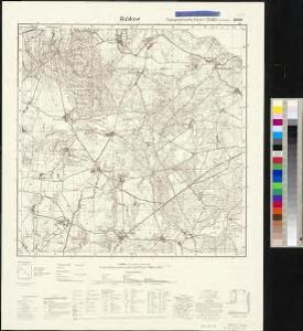 Meßtischblatt 2048 : Rubkow, 1932