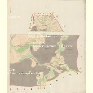 Jassenitz - m1048-1-001 - Kaiserpflichtexemplar der Landkarten des stabilen Katasters